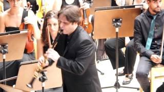 Segundo Concierto Para Clarinetek Oscar Navarro Jose Franch Ballester