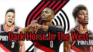 Why The NBA Should Be Scared Of The Portland Trailblazers