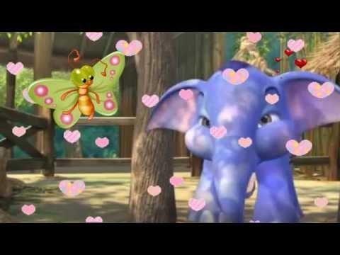 Песенка Розовый слон