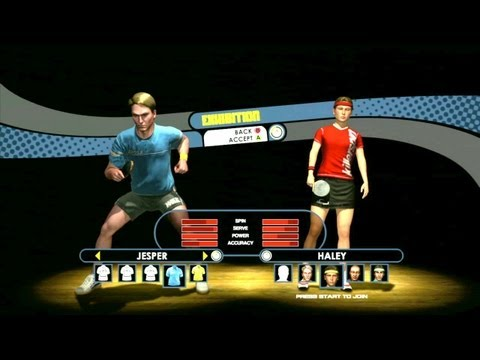 Rage Quit - Rockstar Table Tennis
