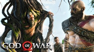 GOD OF WAR PS4 WALKTHROUGH, PART 4!! (God of War PS4 Gameplay)