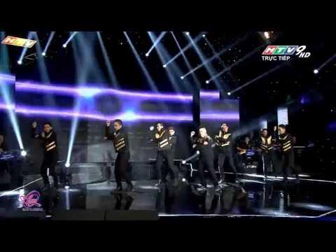 Vợ chồng mình hát - Liveshow 6 - Đêm cá tính - Bad boy & Gạt đi nước mắt - Công Tuấn & Ngọc Hương