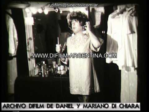 Archivo de lujo: Norma Pons con José Marrone y su hermana Mimí