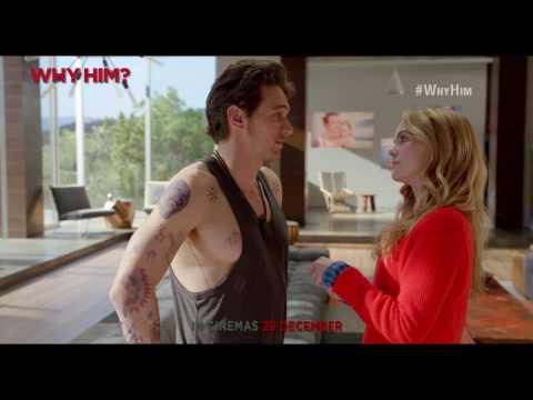 WHY HIM? | INSANE 30 TV SPOT| IN CINEMAS 29 DECEMBER