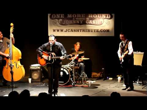 Johnny Cash's Version Of Depeche Mode's personal Jesus Performed By One More Round. video
