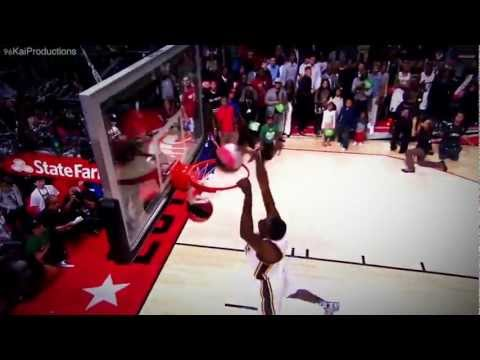 NBA All Star Weekend 2013 Highlights