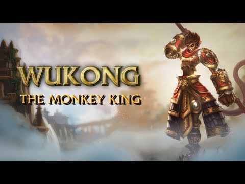 Wukong Champion Spotlight Music Videos