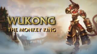 Wukong: Champion Spotlight | Gameplay - League of Legends