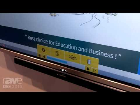DSE 2015: EDGE I&D Adds D3 G Series High Performance 4K Interactive Monitor With EasyPen and EasyBox