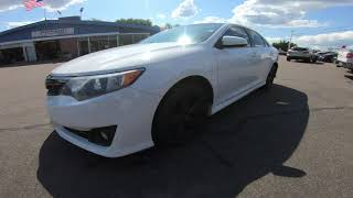 2014 Toyota Camry 4dr Sedan I4 Auto SE Sport (Natl) - Used Car For Sale - St. Paul, MN