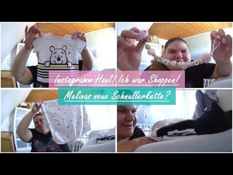 INSTAGRAM HAUL! || Melinas neue Schnullerkette? || Reborn Baby Deutsch || Little Reborn Nursery