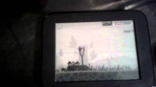 Angry Birds on Rooted Nook Touch