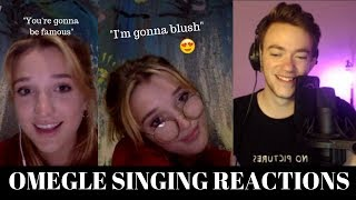 Omegle Singing Reactions | EP. 20