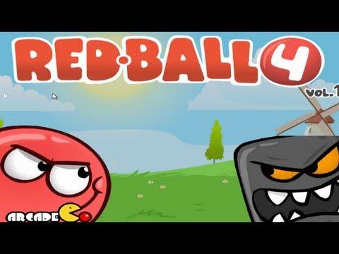 red ball 4 volume 1 walkthrough