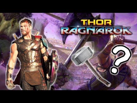 Thor Ragnarok    Thor con pelo corto? y su martillo?...    Rafa Mtz