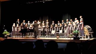Millbrook High School Madrigals - Izar Ederrak