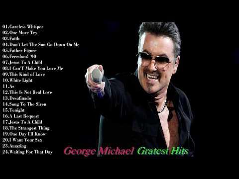 Best of George Michael - George Michael Greatest Hits Full Album 2017
