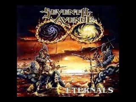 Titelbild des Gesangs Raging Fire von Seventh Avenue