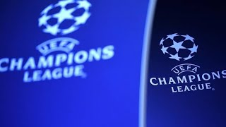 All Clip Of Champions League Quarter Final Draw Bhclip Com