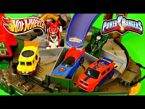 Superhero Hot Wheels Power Rangers Cars Spongebob Spiderman Superman Play Doh Pixar Car