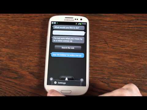 Disable S Voice Home Button on the Samsung Galaxy S3