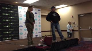 Garth Brooks and Trisha Yearwood in Charleston WV