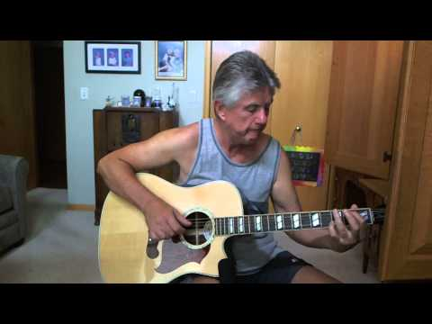 Paul McCartney  Blackbird  Greg Papaleo Vocal and Acoustic Guitar Cover