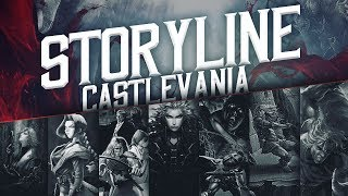 STORYLINE - A CRONOLOGIA COMPLETA DE CASTLEVANIA