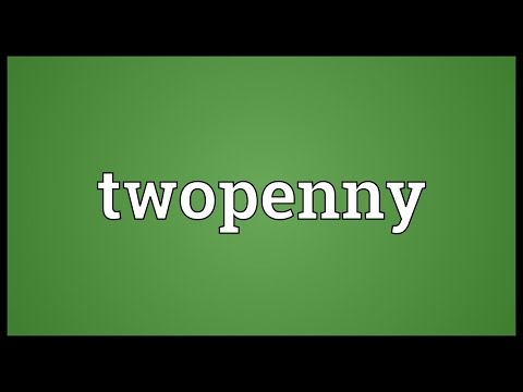 Header of twopenny