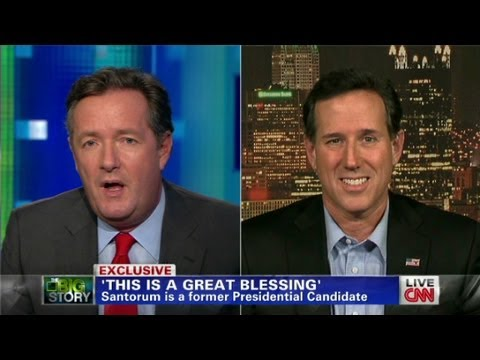 Rick Santorum on the new Pope