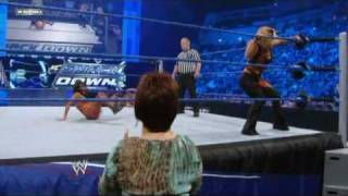 WWE SmackDown 4/30/10 Part 6/9 (HQ) - WWEWORLD.FR