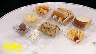 New study looking at what ultra-processed foods can do to our waistline | GMA