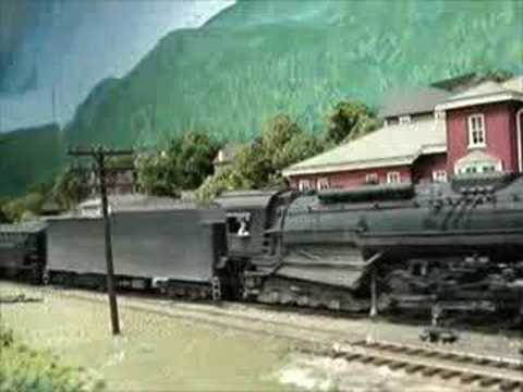 Steam Coal Drag in Hinton, West Virginia Video