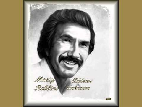 Marty Robbins - Address Unknown