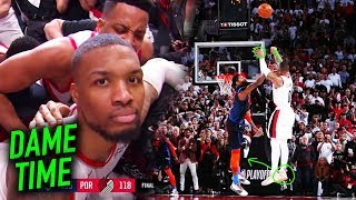 Damian Lillard Buzzer Beater Secrets | NBA Shooting Secrets