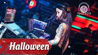 Nonstop HALLOWEEN Remix 2018 Khi Nhạc Sàn Vinahouse Kết Hợp Với EDM Thì Chỉ Phê đến Tê Thôi