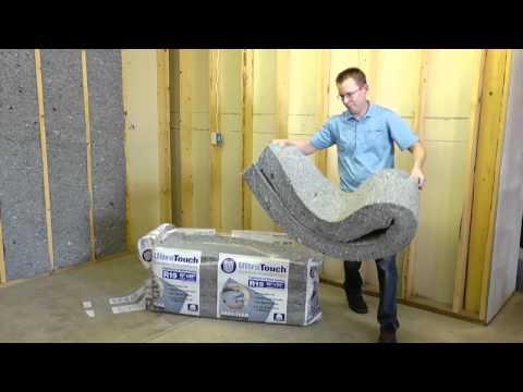 Cellulose vs fiberglass insulation sound proofing for Roxul vs fiberglass