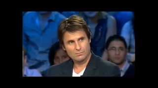 Fabrice Santoro - On n'est pas couché 17 octobre 2009 #ONPC