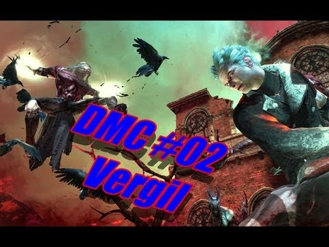 DMC - DLC Vergil Downfall