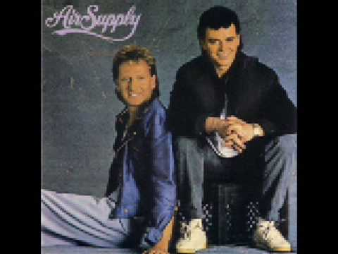 Air Supply - When The Time Is Right