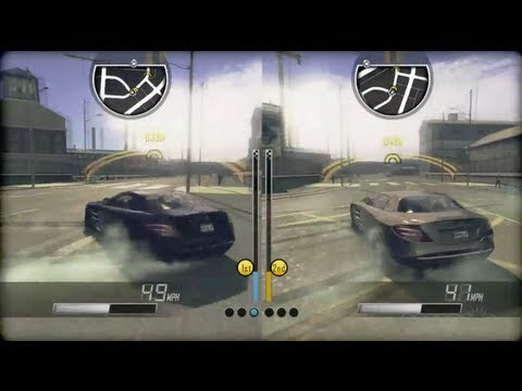 Driver: San Francisco - Split-Screen Gameplay (PC. PS3. Xbox 360. Wii)