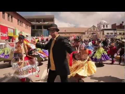 Video Promocional: Poderosa y Espectacular Morenada San Valentin El Collao Ilave