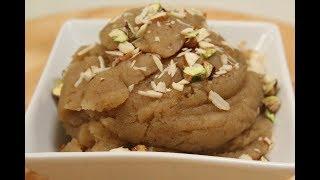 Atte Ka Sheera   Quick Desserts   Sanjeev Kapoor Khazana