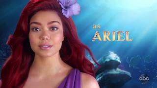 "The Little Mermaid Live ""Meet the Cast"" Promo (HD) ABC Live Musical"