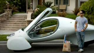 APTERA Motors Electric Car - Thats Awesome Series