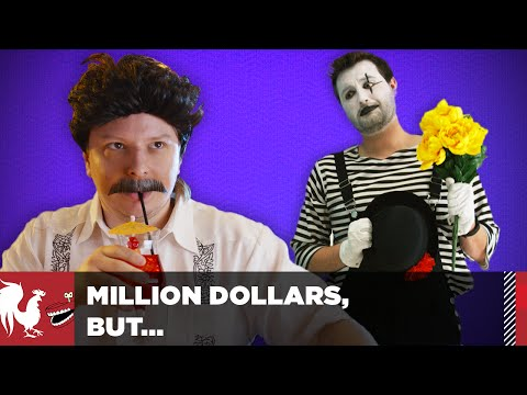 Million Dollars, But... Mime Time & Serial Hugger | Rooster Teeth