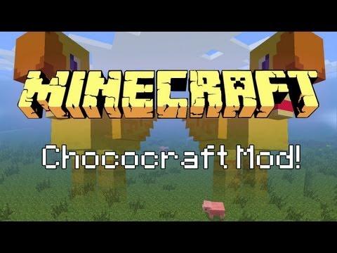 Chococraft Mod Spotlight (Minecraft 1.1)