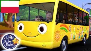 Koła w autobusie - część 1 | Piosenki Dla Dzieci | Little Baby Bum Po Polsku