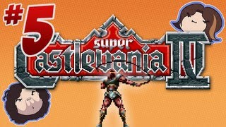 Super Castlevania IV: Oh No for Two Reasons - PART 5 - Game Grumps