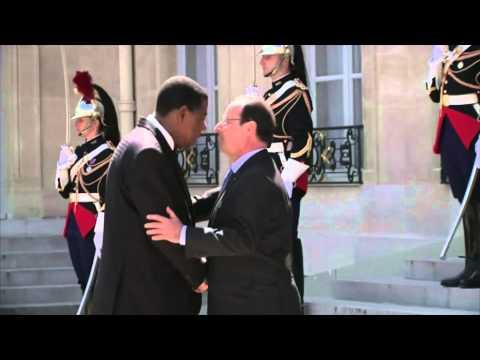 Les présidents africains à l'Élysée pour un sommet sur Boko Haram